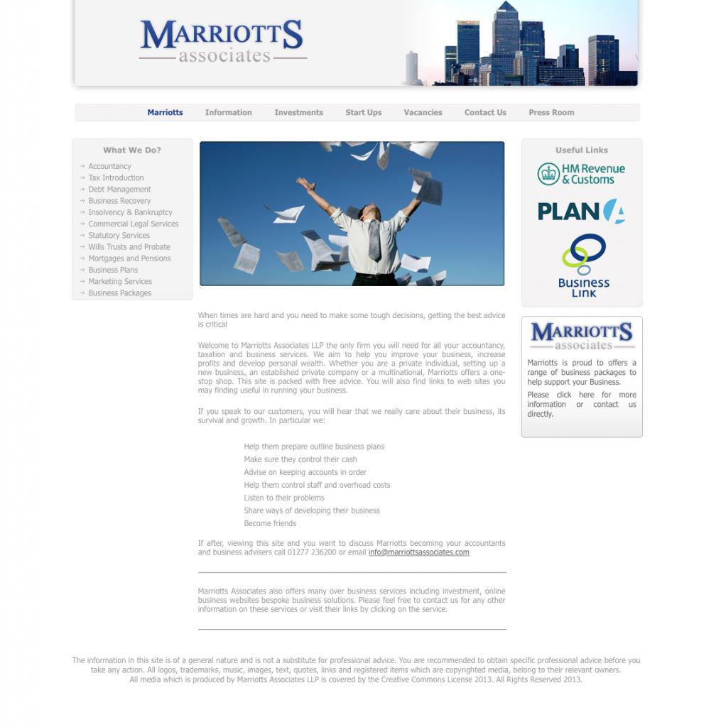 Marriotts Associates